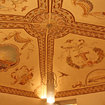 CEILING DECORATED
